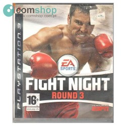 Jogo PS3 Fight Night Round 3