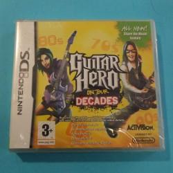 Jogo Nintendo DS Guitar Hero
