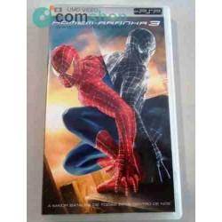 """Filme - PSP """"Homem-Aranha 3"""""""