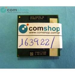 CPU for Laptop Intel...