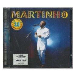 CD de musica Martinho da...