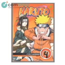 Filme DVD Naruto 1 vol 4