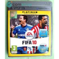 Game for PS3 Fifa 2010