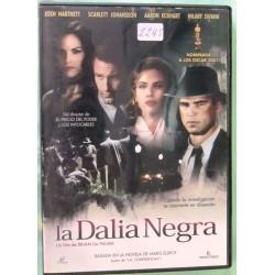 DVD Movie - A Dalia Negra