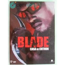 """Filme DVD - Série """"Blade:..."""