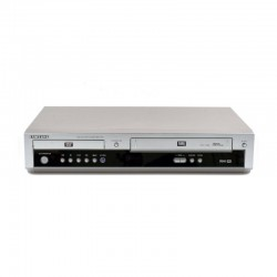 Gravador VHS/DVD Samsung...