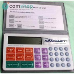 Calculator AVANDAMET