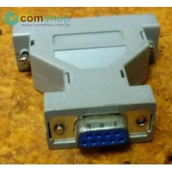 Adapter Serial DB9 F - DB25 M